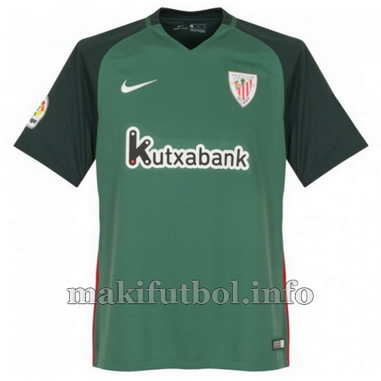 camisetas tailandia athletic bilbao 2016-2017 segunda