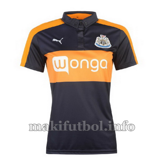 camisetas tailandia newcastle united 2016-2017 segunda