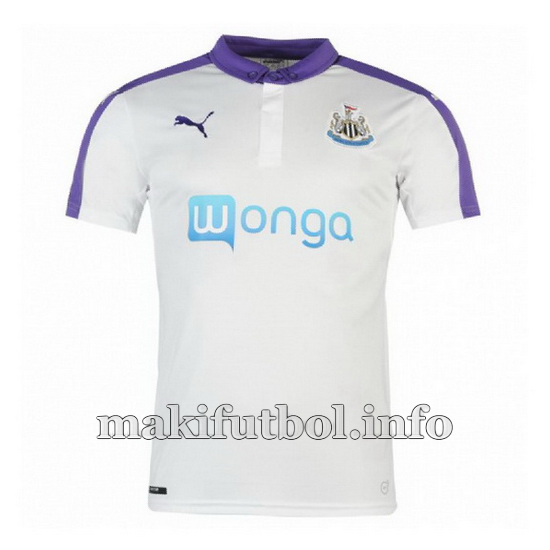 camisetas tailandia newcastle united 2016-2017 tercera