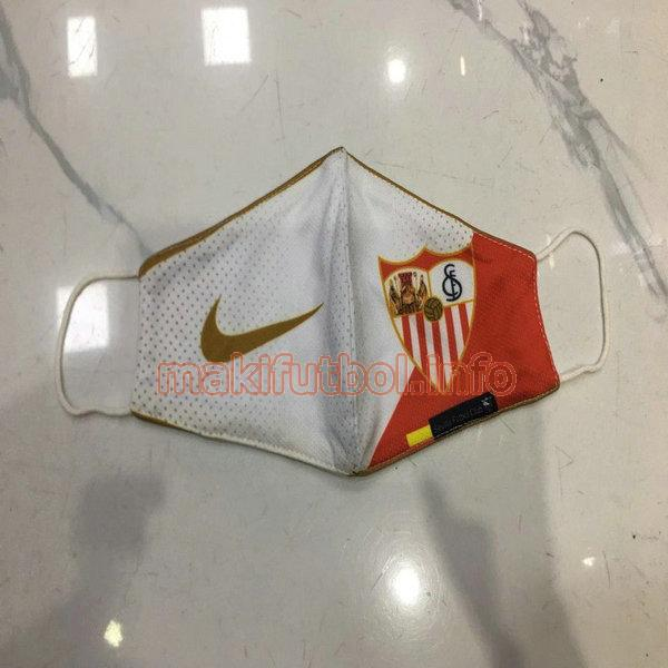 máscara athletic bilbao 2020-2021 rojo.blanco